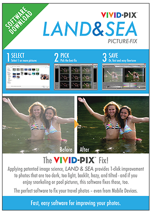 LAND & SEA Card
