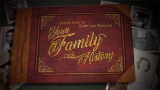 Learn how to Restore your Family History
