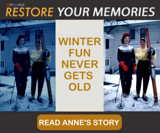 Anne's Winter Advice