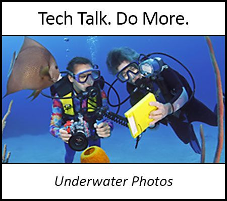 Tech Talk - Land & Sea SCUBA