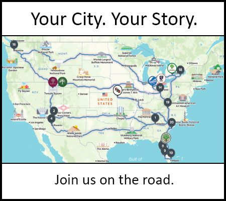 Your City. Your Story.