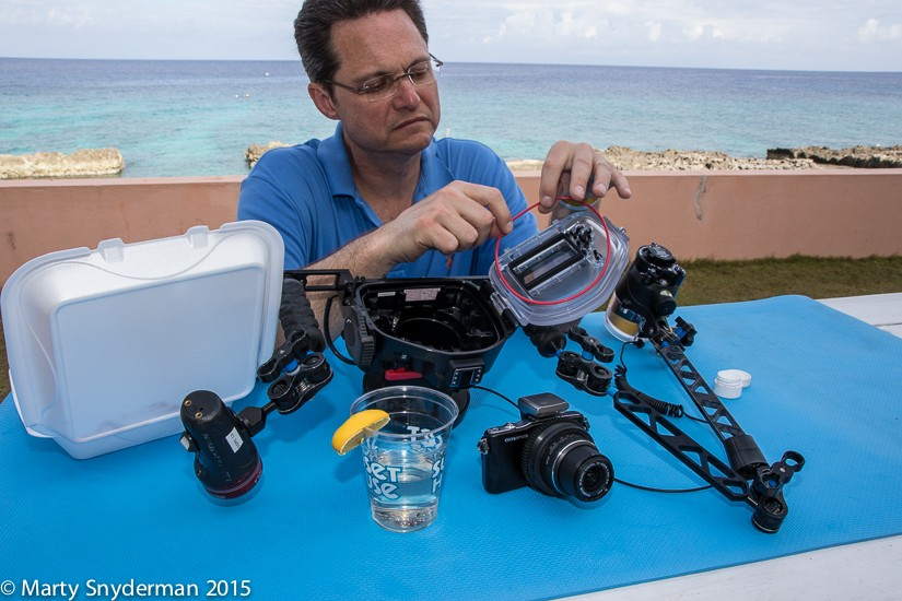 Create Good Pre-Dive Habits To Help Make Great Photographs